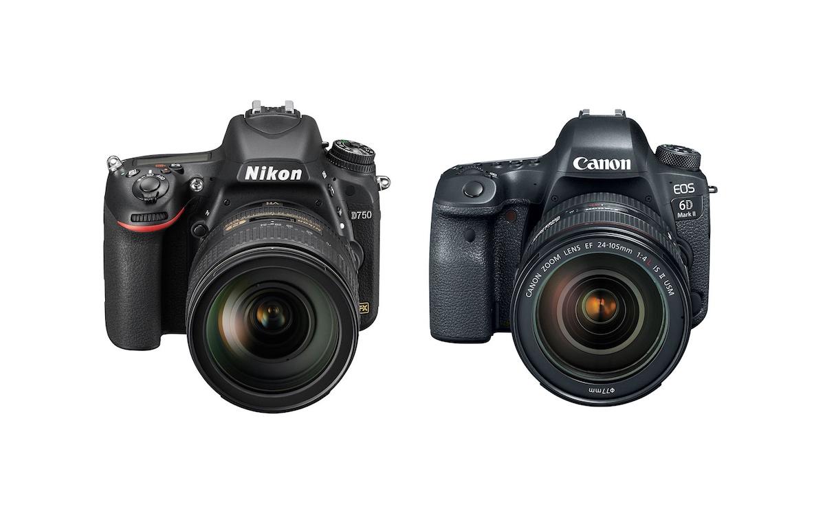 Nikon mu yoksa Canon mu