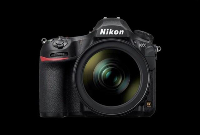 Nikon D850 DSLR Fotoğraf Makinesi