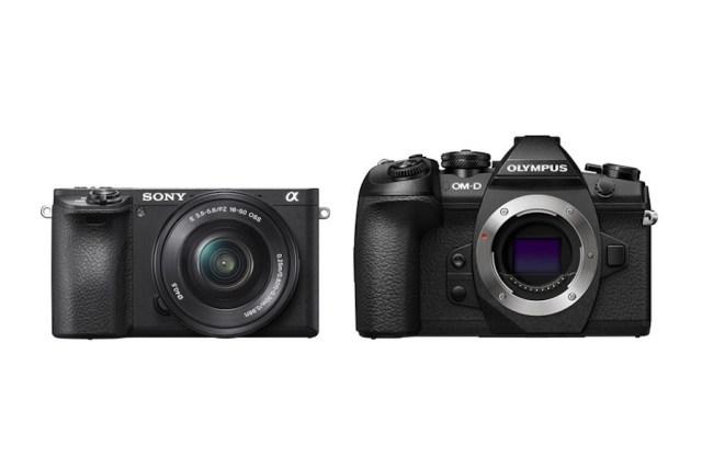 Sony A6500 vs Olympus E-M1 II – Karşılaştırma