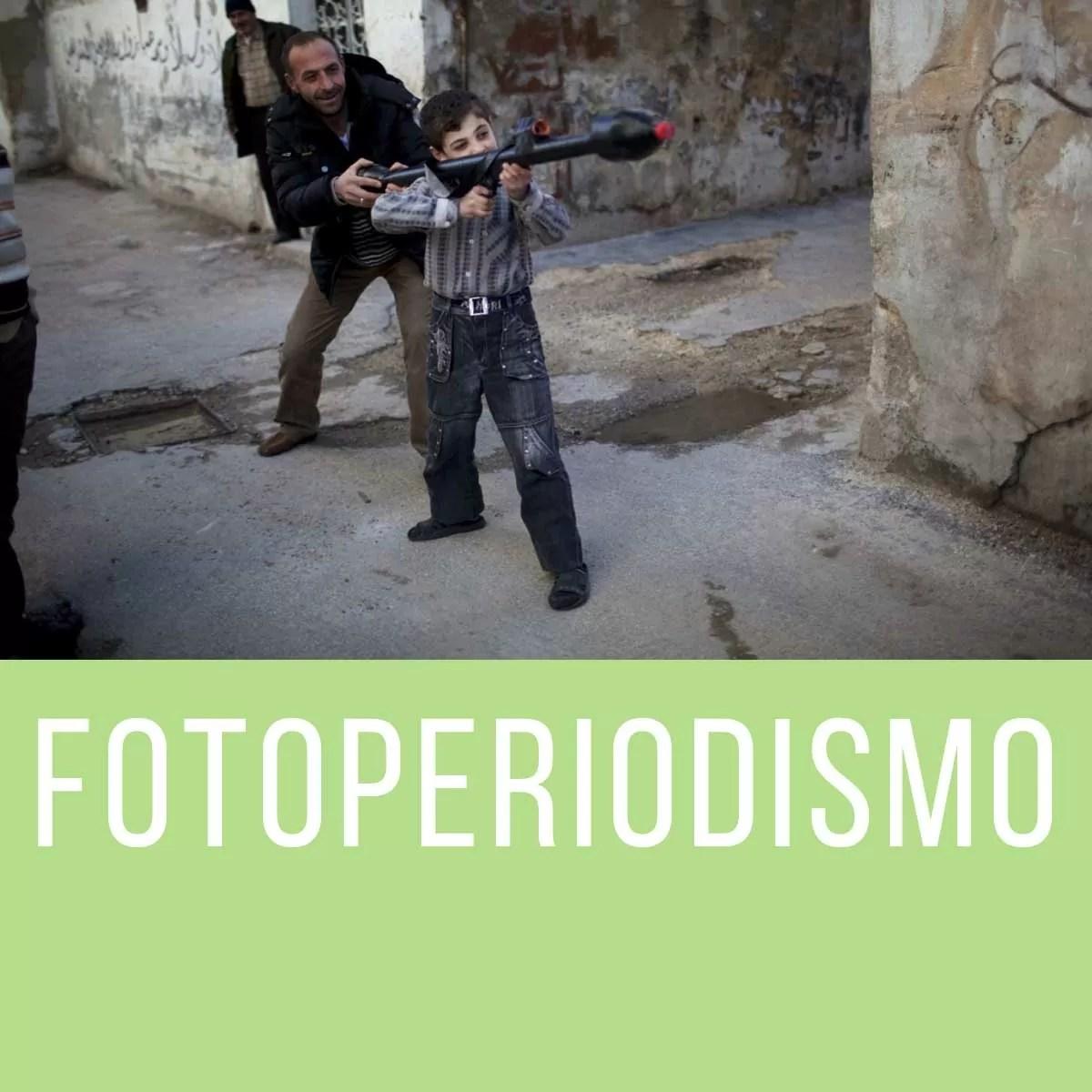 El Fotoperiodismo