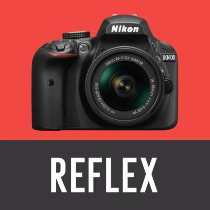 CAMARA FOTOGRAFICA REFLEX