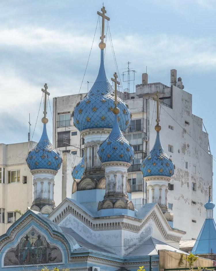 iglesia ortodoxa rusa de san telmo