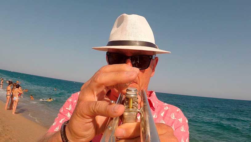 playa-rumba-musica-trompeta