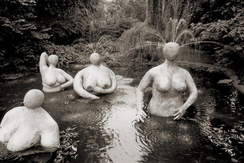 praga-estatua-lago