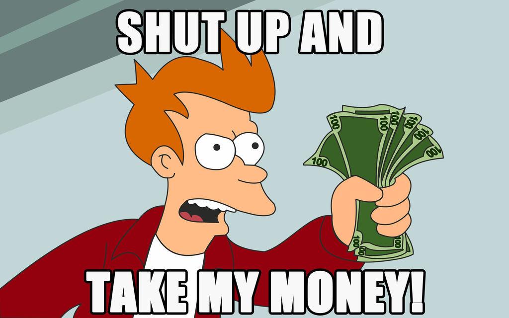 El tópic del Universo Cinematográfico Marvel  - Página 13 Shut-up-and-take-my-money