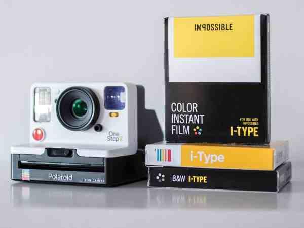 Sofortbildkamera Polaroid