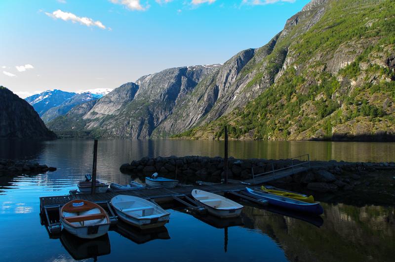 Øvre Eidfjord