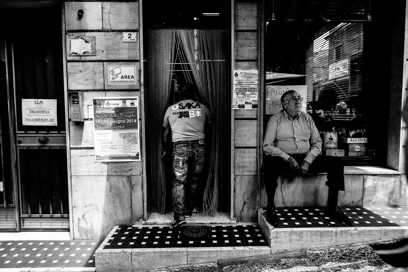 DSCF0528 - Un Giorno di festa - Sagra a Maletto [Street Photography] - fotostreet.it