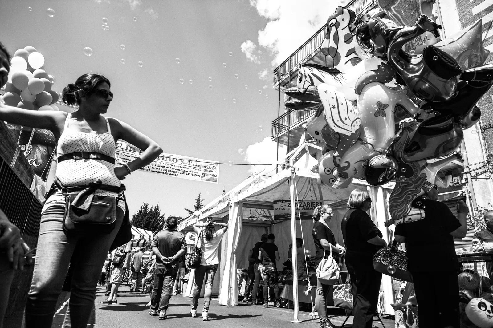 DSCF0691 - Un Giorno di festa - Sagra a Maletto [Street Photography] - fotostreet.it