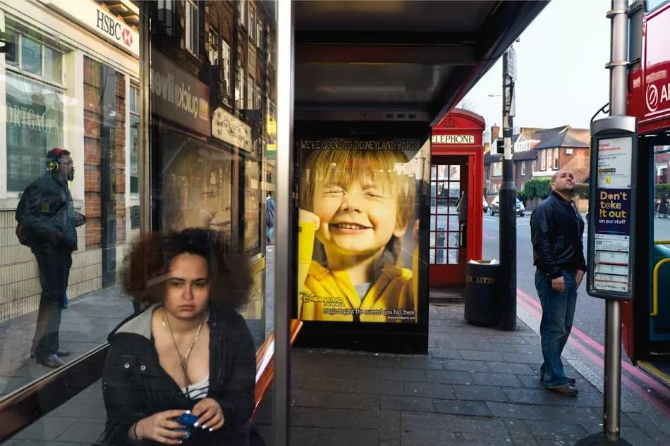 Rebecca Norris - East London: Stamford Hill.