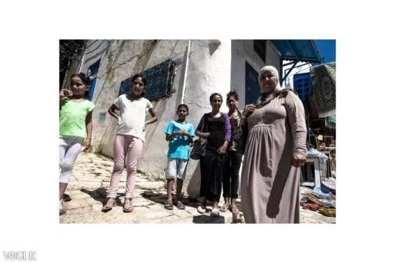 Sidi Bou Said - Famiglia - ©andreascire