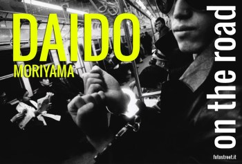 copertina - Daido Moriyama  Street Photography - fotostreet.it