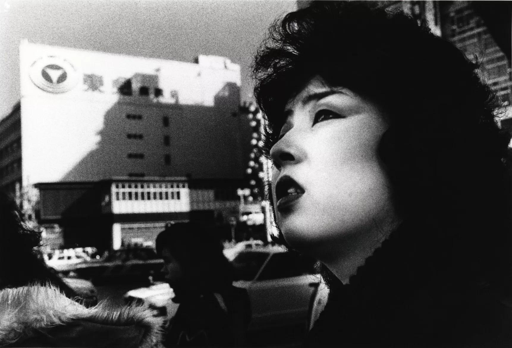 daido moriyama tokyo 1978 - Daido Moriyama  Street Photography - fotostreet.it