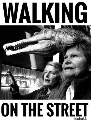 walking - WALKING ON THE STREET - Street photography - fotostreet.it