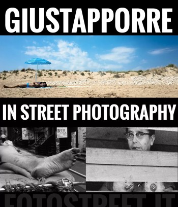 giustapposizione 1 - GIUSTAPPORRE IN STREET PHOTOGRAPHY - fotostreet.it