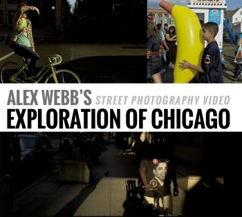 chicago - Alex Webb's exploration of Chicago - Street Photography - fotostreet.it