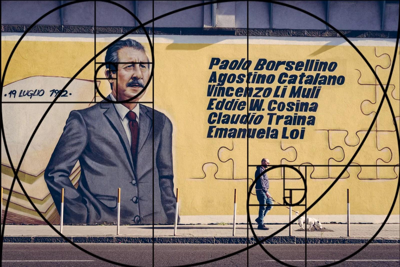 borsellino aurea - La sezione aurea nella fotografia di strada - fotostreet.it