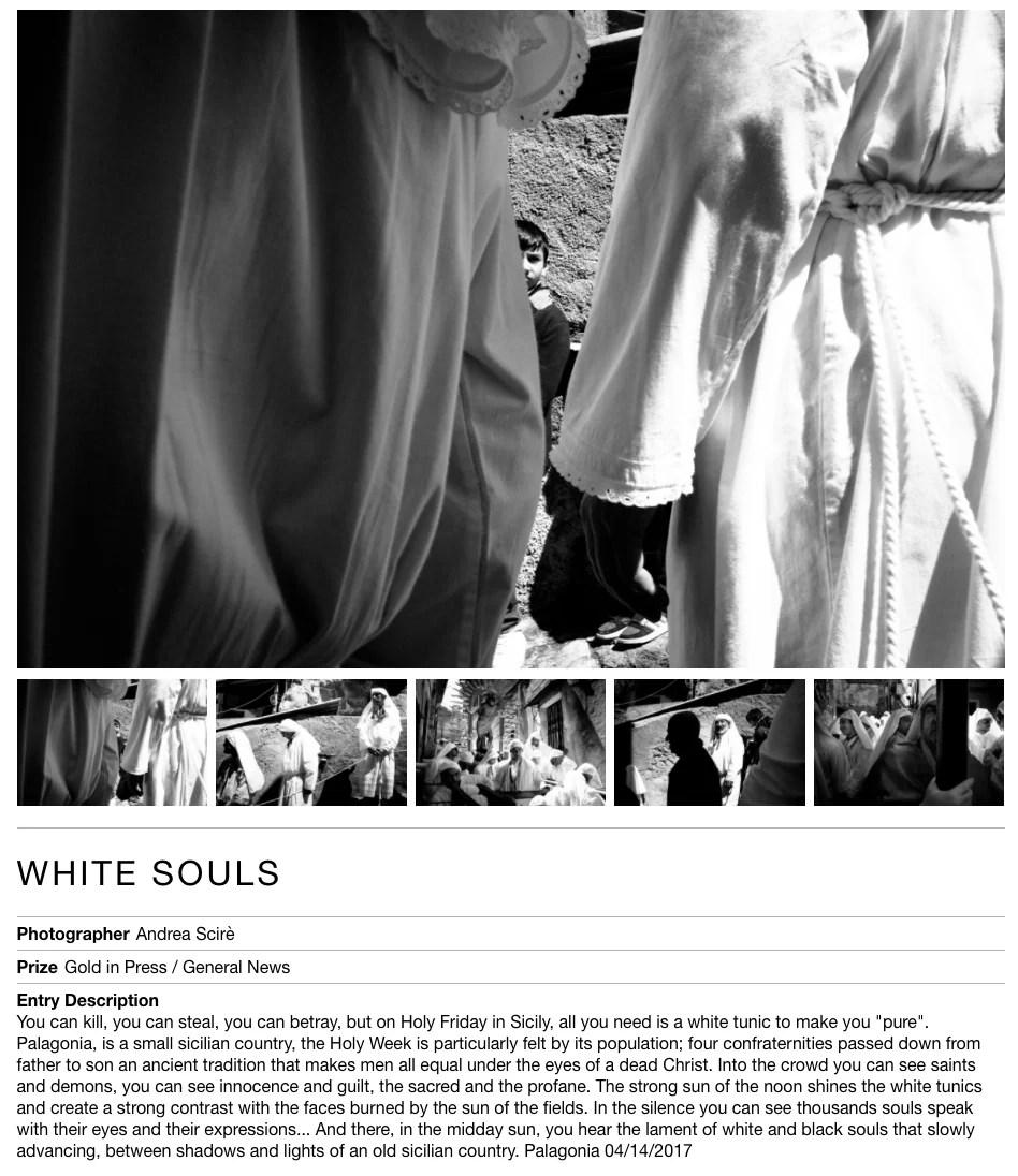 PX3 Gold - Andrea Scirè - White Souls Series