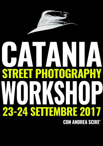 catania street photography workshop cover - Catania Street Photography Workshop ed Experience con Andrea Scirè - fotostreet.it