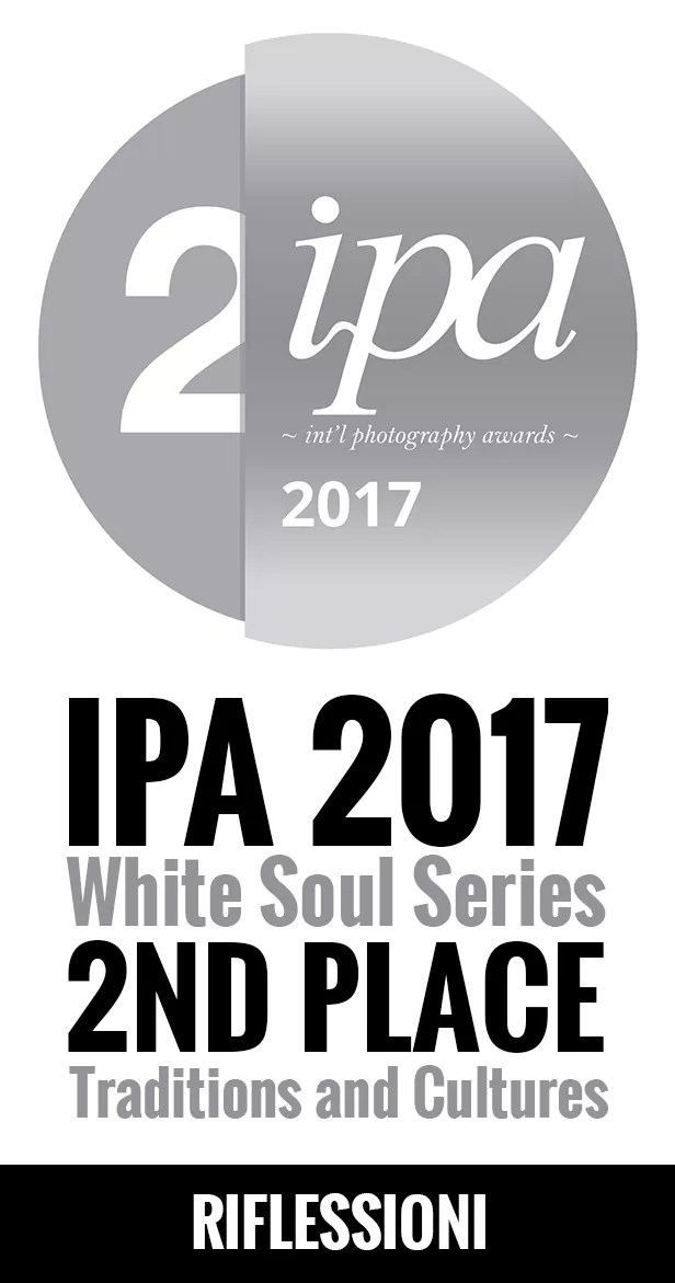 IPA 2017 - White Soul Series - 2nd place - Traditions and Cultures - Riflessioni