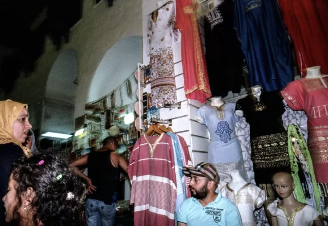 New Media Hammamet - Street Photography - Andrea Scirè