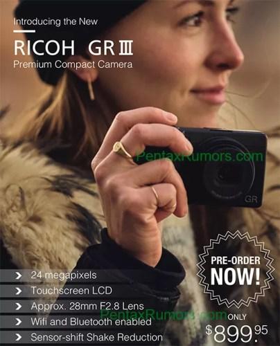 locandina - RICOH GR III is OUT! - fotostreet.it