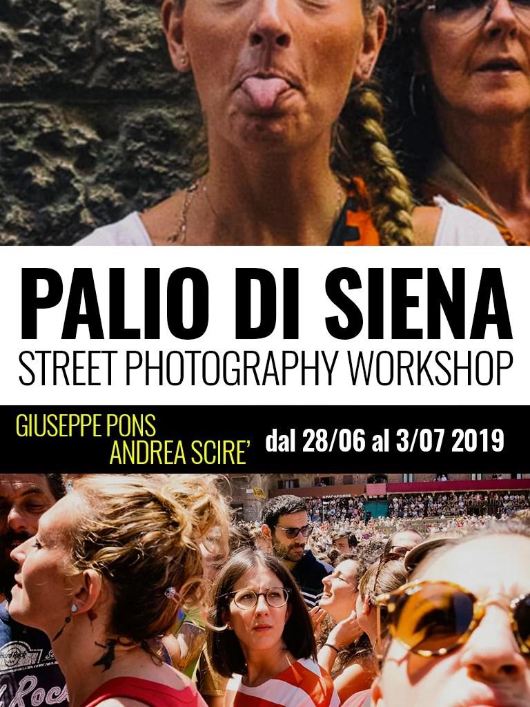 Palio di Siena - il Workshop