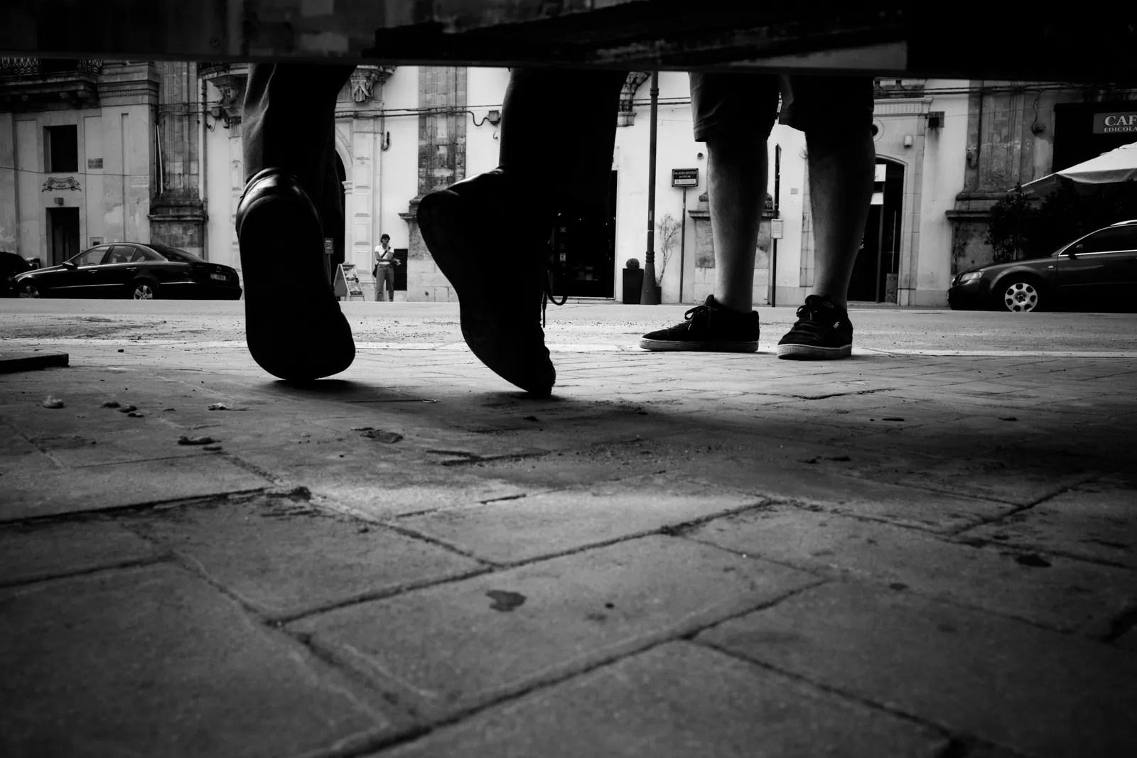 Andrea Scirè Street Photography - Modica 2019 - Premio Luce Iblea