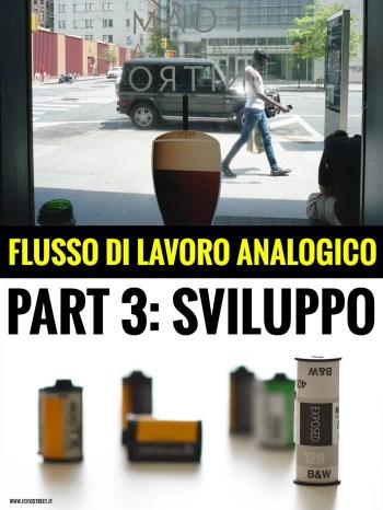 Flusso di lavoro analogico in Street Photography - Andrea Scirè Italian Street Photographer