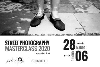 Andrea Scirè - Masterclass street photography
