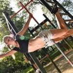 Miejskie akrobacje- nowy sport wBielsku-Białej