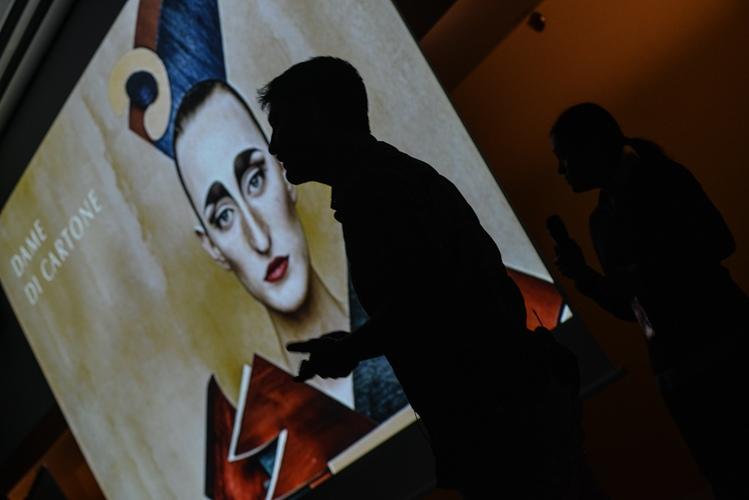 FotoArtFestival 2013, Bielsko-Biała, Christian Tagliavini