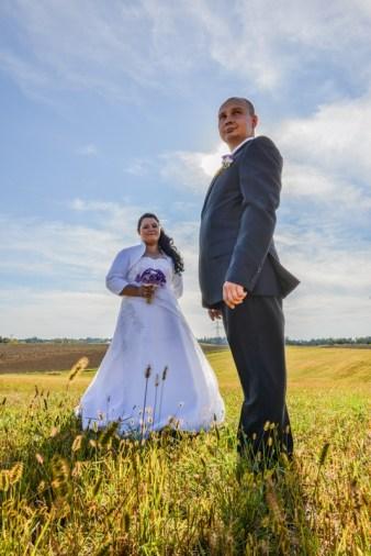 Fotograf ślubny Skoczów: Marcelina i Łukasz