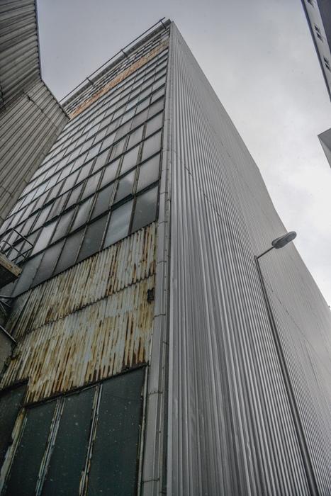 Budynek elektrociepłowni