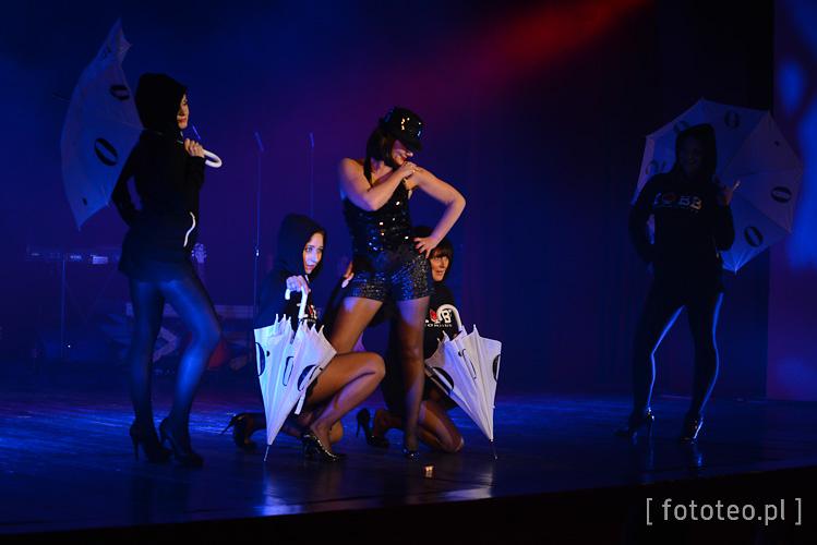Marzena Mielczarek jako Rihanna