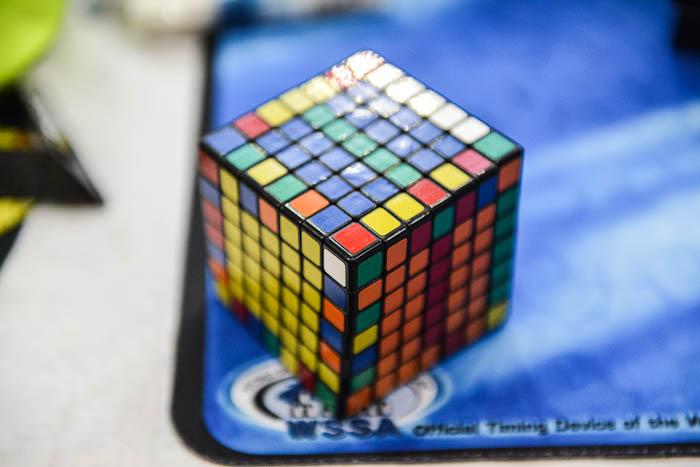 Kostka Rubika 7x7x7