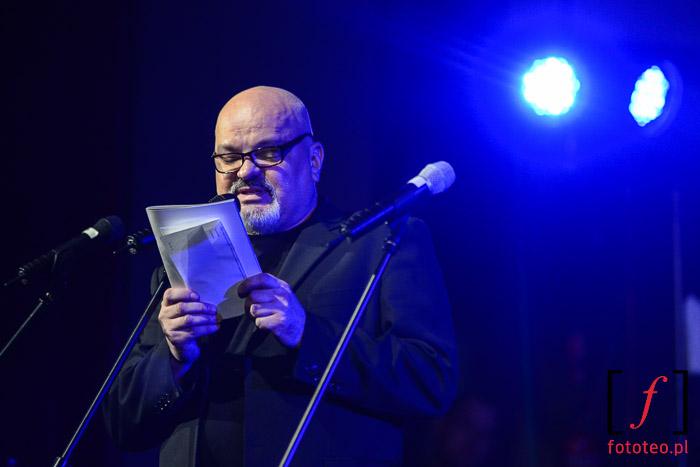 Organizator Bielskiej Zadymki Jazzowej- Jerzy Batycki