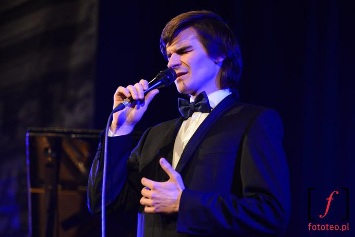 Wojciech Myrczek na Bielskiej Zadymce Jazzowej