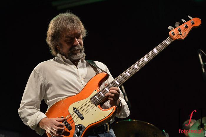 Koncert String Connection: Krzysztof Ścierański. Lotos Jazz Festival