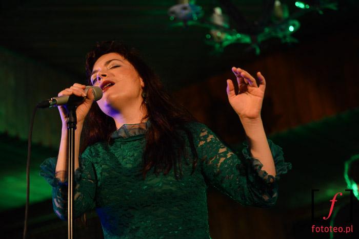 Elina Duni Quartet, concert photography