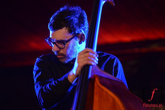 Patrice Moret z Elina Duni Quartet