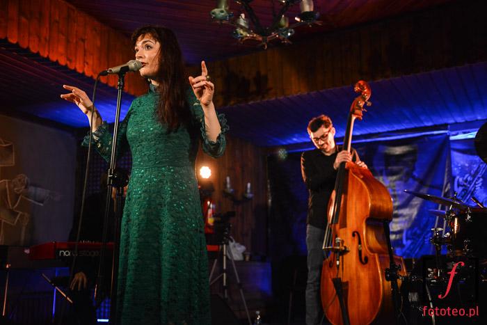 Concert photography in Poland: Elina Duni i Patrice Moret