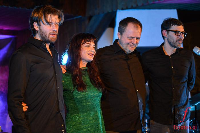 Elina Duni Quartet z Albanii