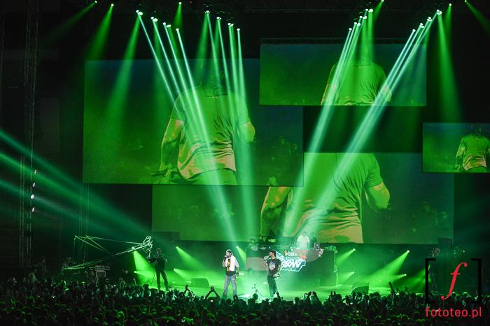 Burn in Snow 2014 Bielsko-Biała: koncert Method Man & Redman