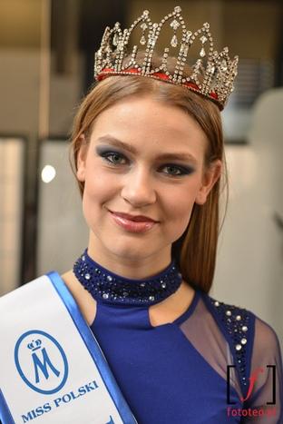 Miss Polski Podbeskidzia Katarzyna Kwaśny