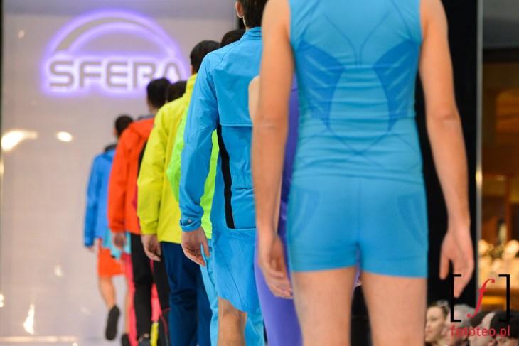 Sfera- pokaz mody sportowej