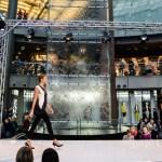 Pokaz mody wiosna-lato 2014 wbielskiej Sferze