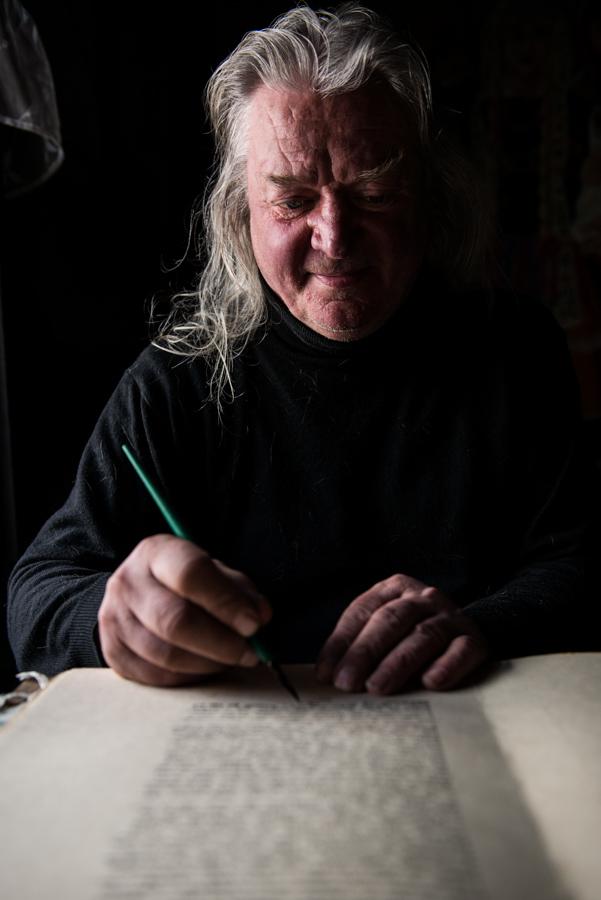 Portret, Bielsko-Biała, Tadeusz Modrzejewski