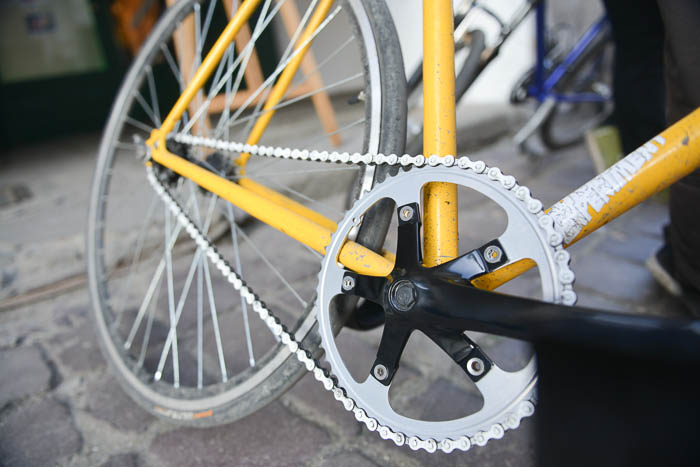 Rower typu ostre koło