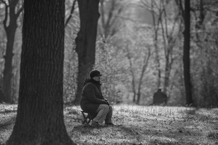 Pielgrzymi odpoczywają w Kalwarii Zebrzydowskiej